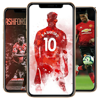 Marcus Rashford Wallpaper New HD 2020  Apk free Download for Android