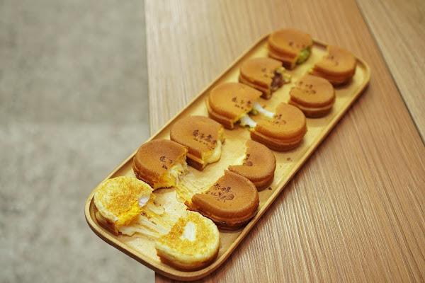 台南永康區區美食【兔子高帽雞蛋燒】餐點介紹-雞蛋糕、雞蛋燒