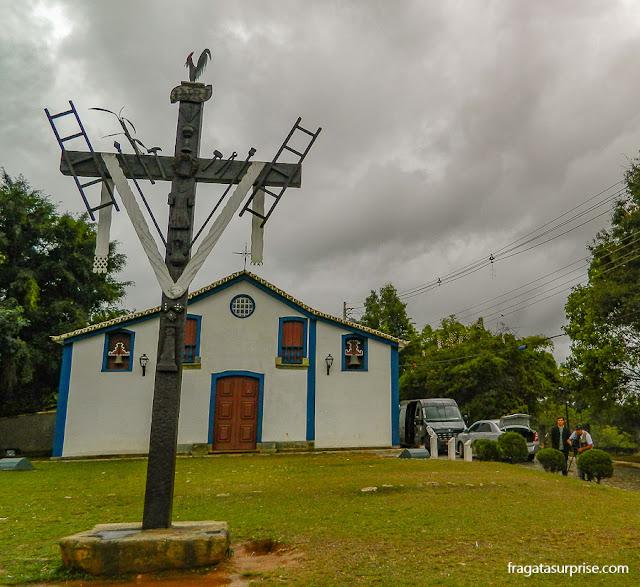 Cruzeiro da Capela de São Francisco de Paula, Tiradentes, Minas Gerais