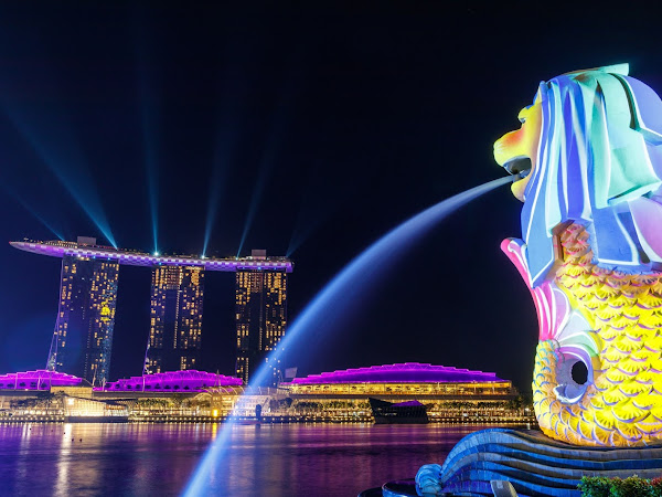 5 Tips For Planning A Vacation in Singapore