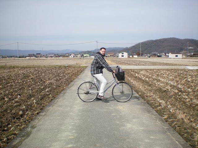 Ruta en bicicleta por la llanura de Kibi