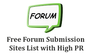 Forum Site List