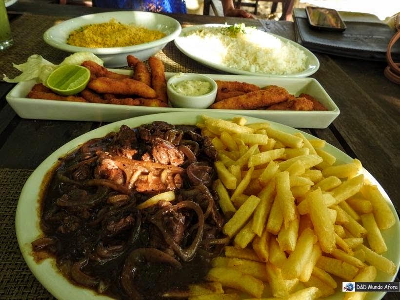 Restaurante em Jericoacoara - Passeio de um dia em Jericoacoara - o que fazer e como chegar