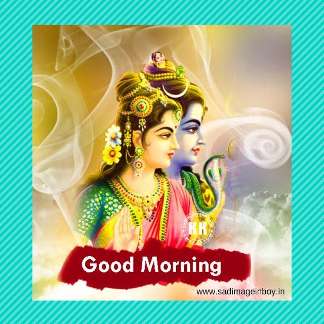 good morning durga image Download For HD