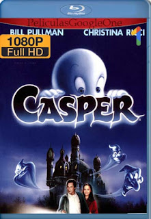 Casper [1995] [1080p BRrip] [Latino-Inglés] [GoogleDrive] RafagaHD