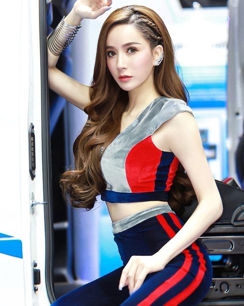 The most beautiful girl in thailand