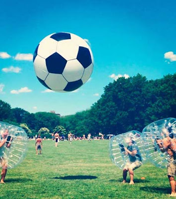 #Buy Bubble Football