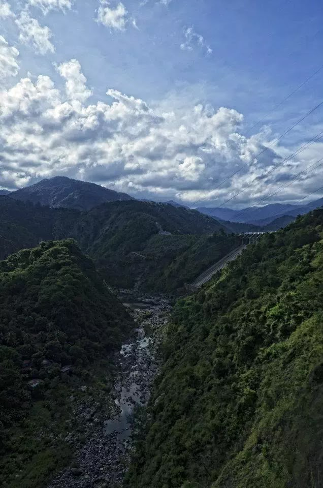 Ambuklao Dam Landscape