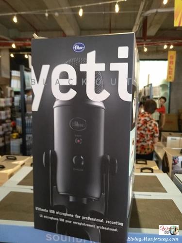 Bleu Yeti USB Microphone