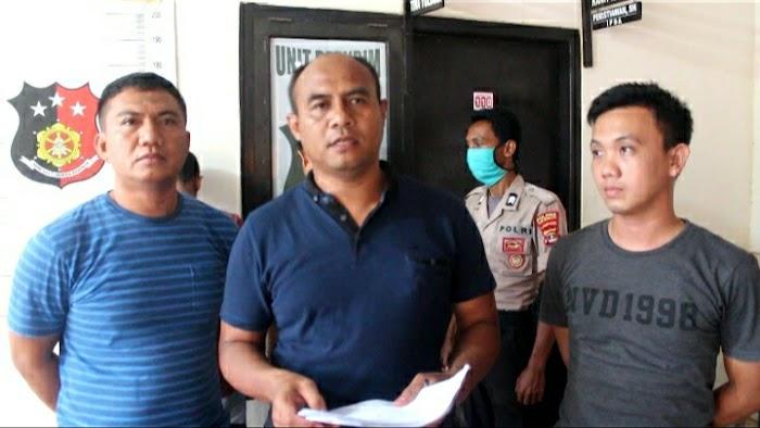 Reskrim Polsek Bersama Buser Polres Berhasil Menggelandang Dua DPO Pembobol Bengkel