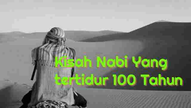 Uzair tidur hidup lagi 100 tahun