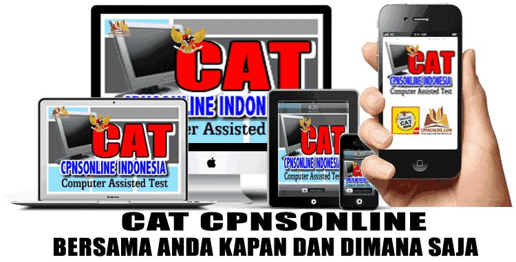 Apa itu CAT CPNS Online 2018 dan Berikut Panduan Menggunakan CAT CPNS Online Latihan Simulasi CAT CPNS Online 2018