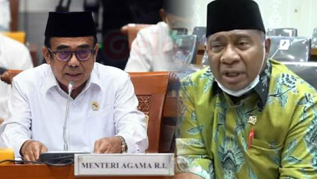 Anggota Komisi VIII DPR Geram saat Raker dengan Fachrul Razi: Pak Menteri Agama Islam atau Bukan?!