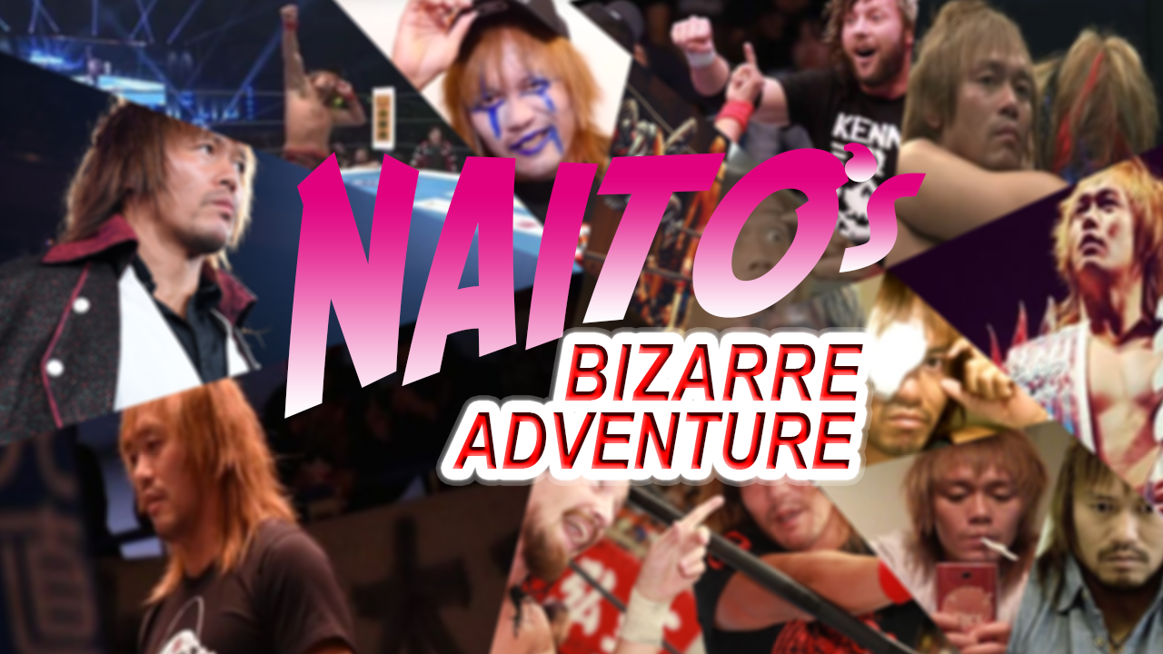 lionMARKS #16 – Naito's Bizarre Adventure