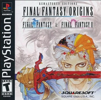 Final Fantasy Origins ISO PS1 PSX
