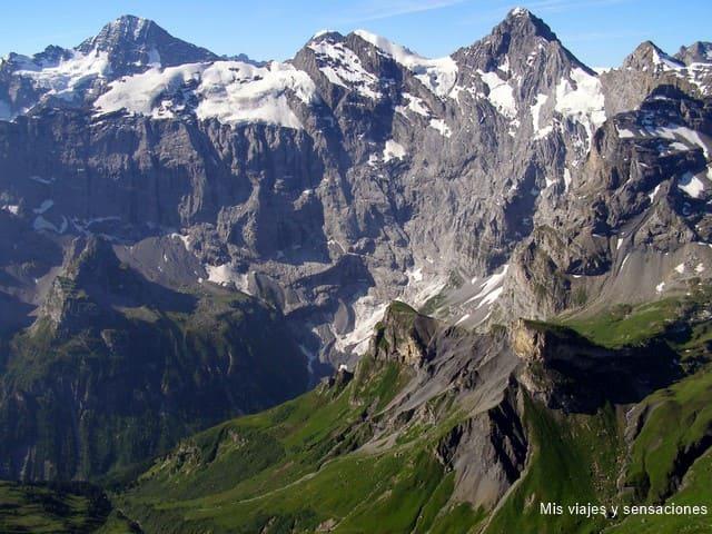 Monte Schilthorn, Suiza