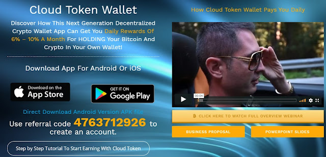 {filename}-The Next Generation Decentralized Crypto Wallet App, Daily Rewards.
