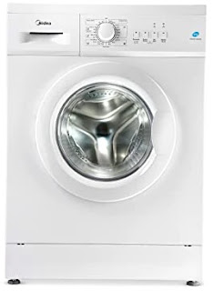 Media 6 kg Fully Automatic Front Load Washing Machine (MWMFL060HEF)