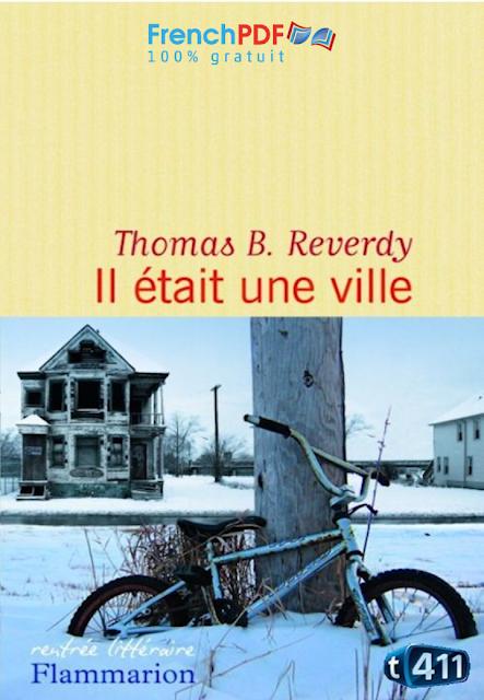 Roman: Il était une ville en pdf de Thomas B. Reverd