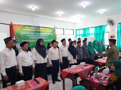 Pelantikan Pengurus dan Pembinaan Guru Madrasah KKM-MI KKG-MI KKG-ASN