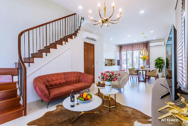Thiết kế căn hộ An Khang Villas