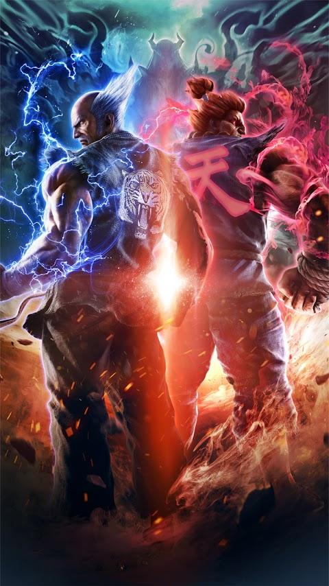 Tải Hình Nền Điện Thoại Miễn Phí Tekken 7