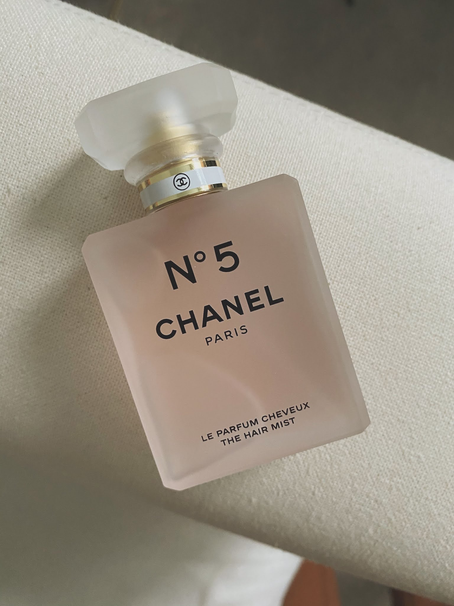 Chanel no 5 hair mist review