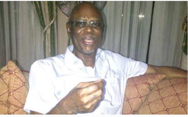 Oyegun Gives Further Update On President Buhari's Health
