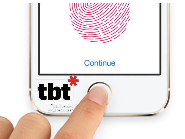 pengaturan sidik jari pada smartphone