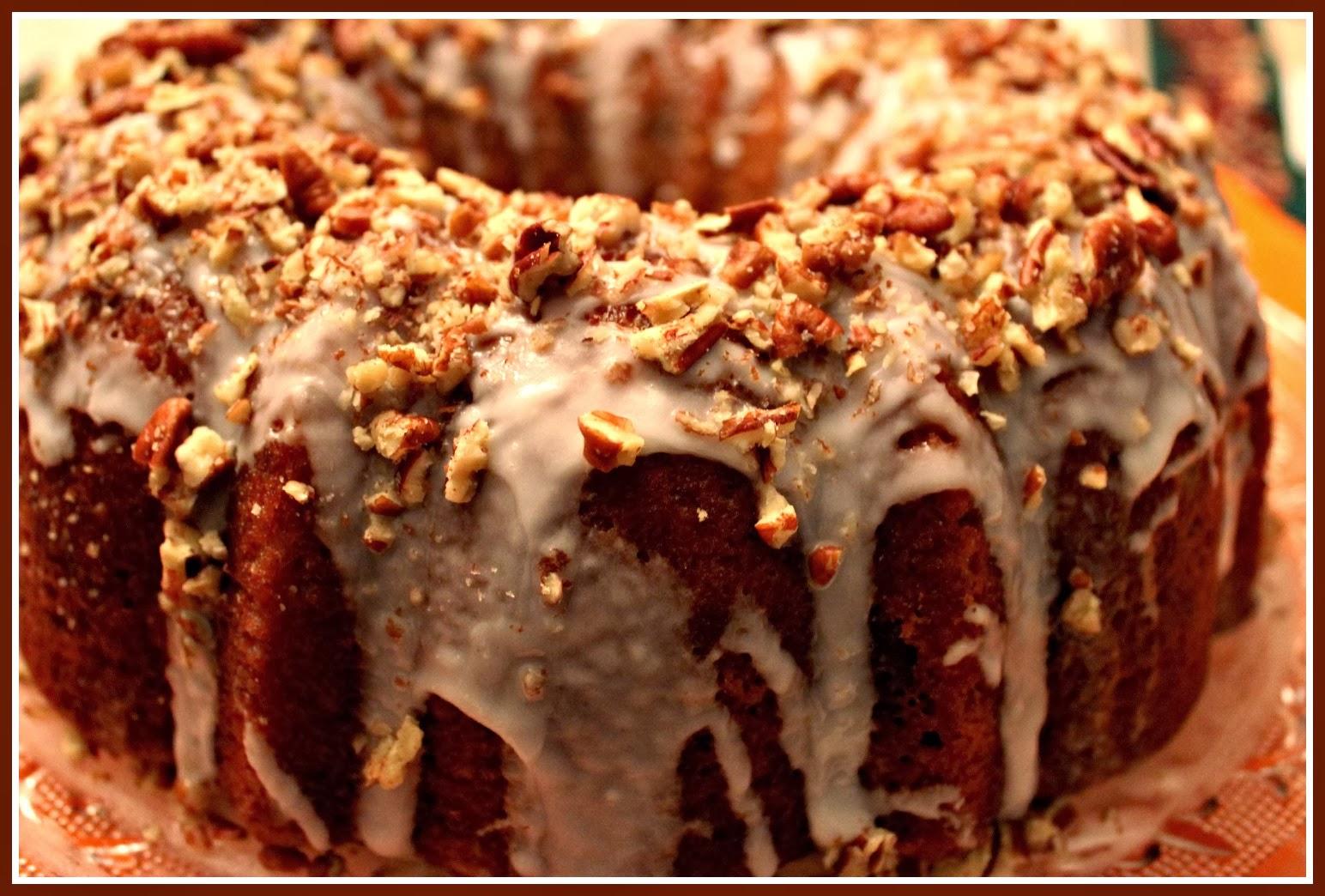 Recipe For Banana Nut Pound Cake