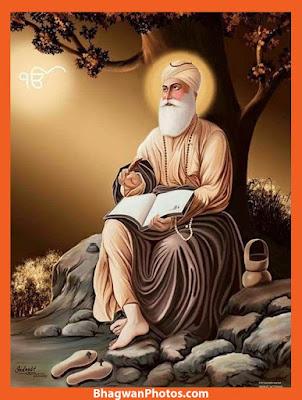 Wahe Guru Ka Photo