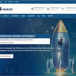 MSRise: обзор и отзывы о msrise.com (HYIP платит)
