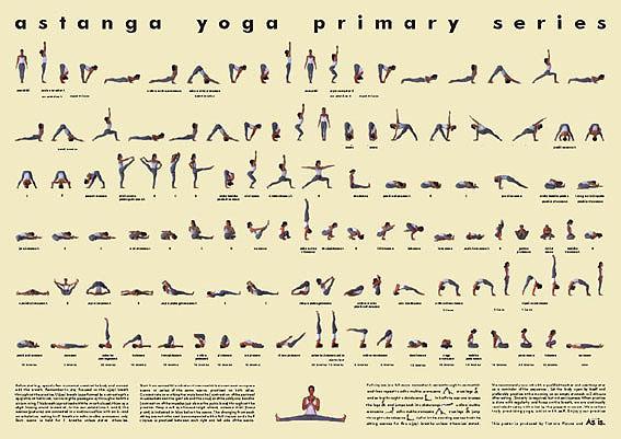 .:Live Life:.: Ashtanga Yoga