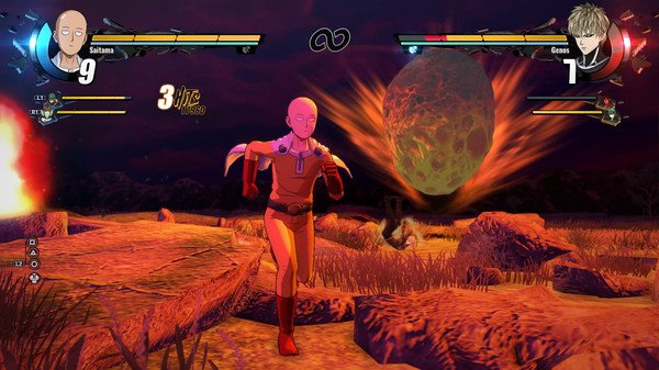 One Punch Man: A Hero Nobody Knows (2020) PC Full Español