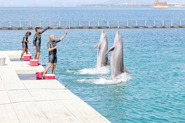 Ocean Adventure in Subic