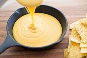 صوص الجبن الشيدر