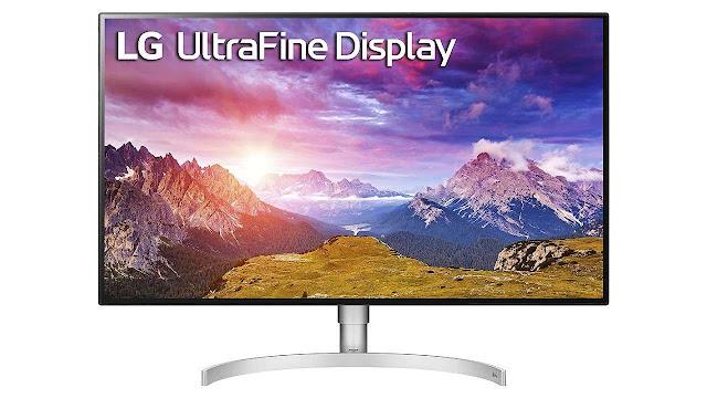 LG 32UL950-W 4K UHD LED Monitor