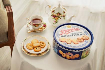 Varian The Best Danish butter cookies