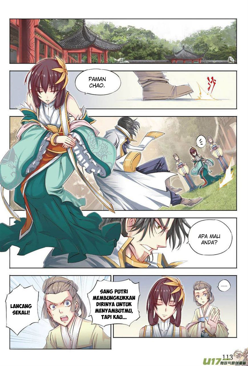 Jiang Ye Chapter 18