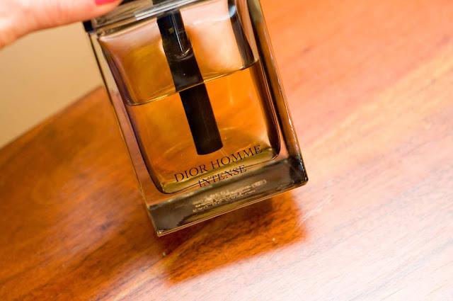 Perfumy Dior Homme Intense atomizer w perfumach jak wygląda