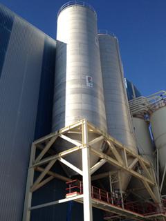 fabricante depósitos silos secadores industriales plantas salineras émbolos Bilbao