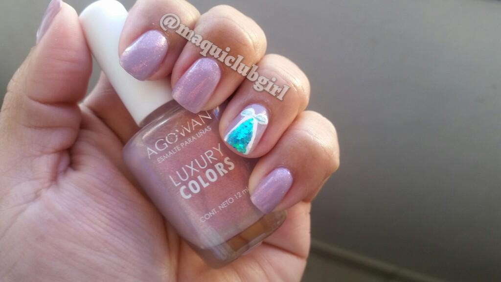 Maquiclub Girl Uñas De Sirena Mermaid Nails