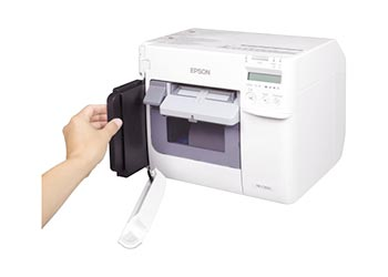 Epson Colorworks C3500 Inkjet Label Printer Review