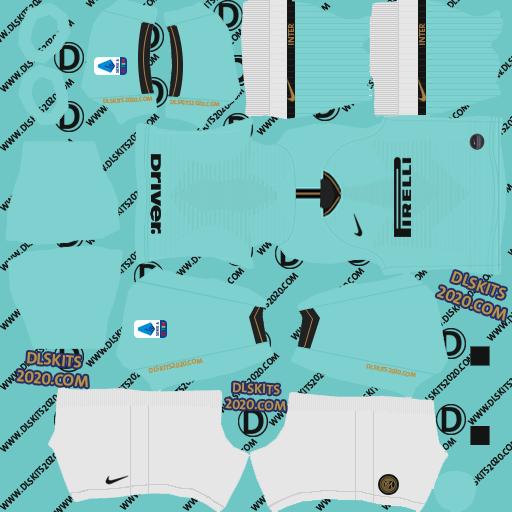 inter milan Kits 2019-2020 Away For Dream League Soccer Kits 2020