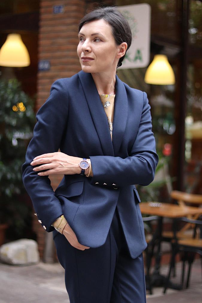Najlepsze kolory garniturów damskich porady stylistki