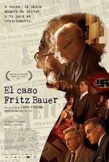 ver pelicula El caso Fritz Bauer, El caso Fritz Bauer online, El caso Fritz Bauer latino