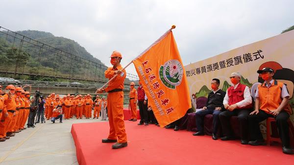 汛期將至自主防災能量蓄勢待發 土石流防災專員讚起來
