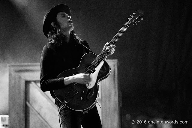 James Bay at The Toronto Urban Roots Festival TURF Fort York Garrison Common September 16, 2016 Photo by John at One In Ten Words oneintenwords.com toronto indie alternative live music blog concert photography pictures