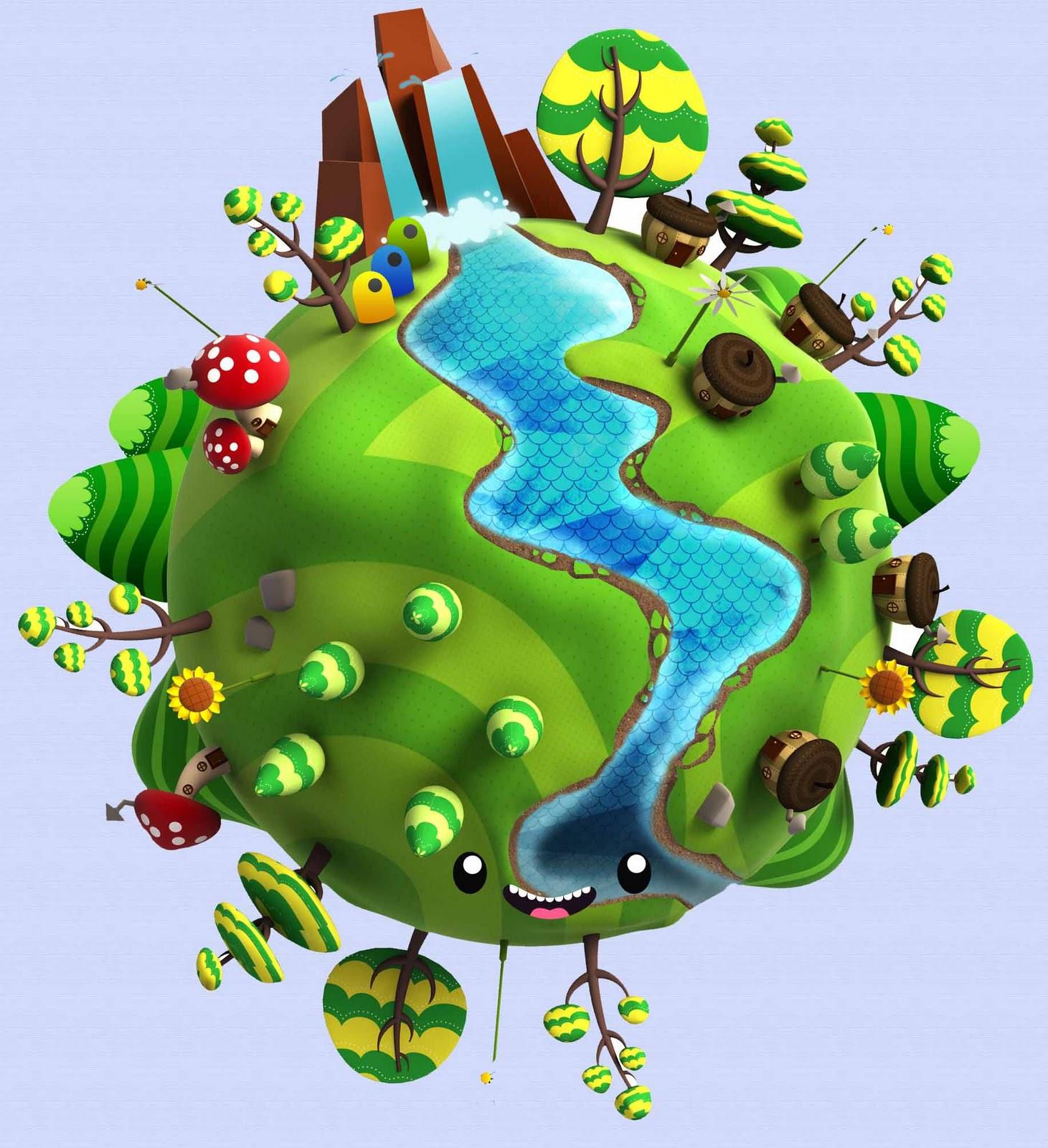 El Día Mundial del Medio Ambiente se celebra el 5 de junio.