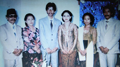 Jokowi Married to Mrs. Iriana